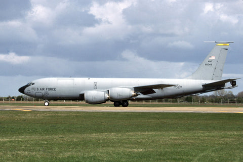 KC-135R 58-0049 USAF/92ndARW (AMC) Apr-02