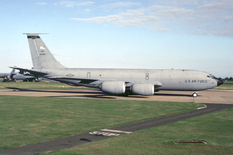 KC-135R 58-0056 USAF/153rdARS,186thARW (Ms ANG) Aug-99