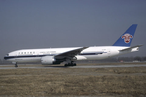 B.777-200 B-2053 China Southern Airlines Mar-97