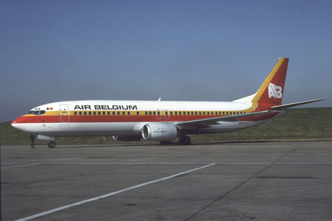 B.737-400	OO-ILJ	Air Belgium Mar-92	2