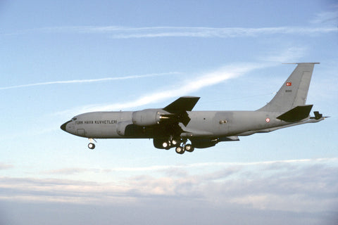 KC-135R 58-0110 Turkish AF/101Filo Dec-97