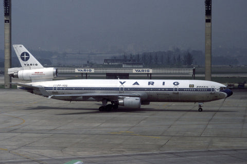 MD-11 PP-VOQ Varig Oct-95