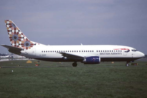 B.737-300 G-OGBE British Airways May-00