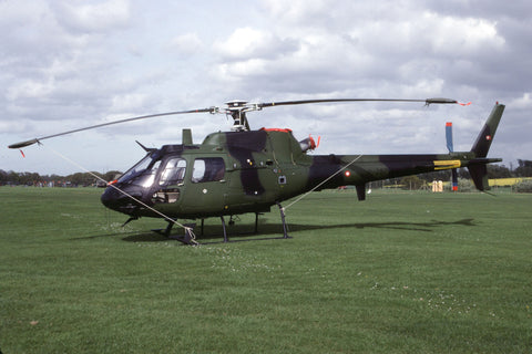 AS.550C P-252 Danish Army May-92
