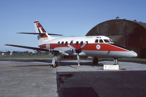 Jetstream T.1 XX494/B RAF/45(R)Sqdn Sep-92