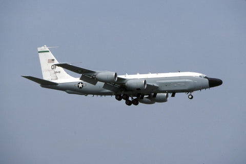 RC-135V 64-14848/OF USAF/38thRS,55thWG (ACC) May-05