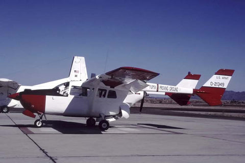 O-2A 67-21349 US Army/Yuma Proving Ground Apr-00