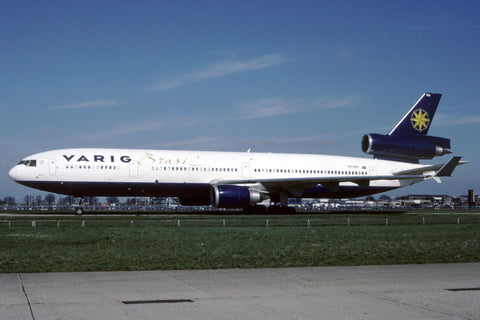 MD-11P PP-VPN Varig Feb-00