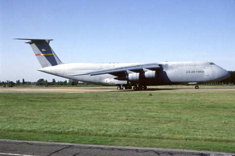 C-5A 60-0453 USAF/436thAW (AMC) Sep-00