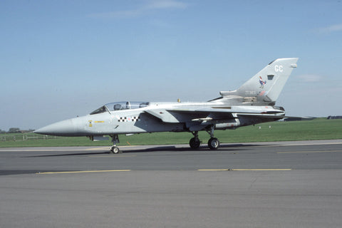 Tornado F.3 ZE963/GC RAF/43Sqdn May-90