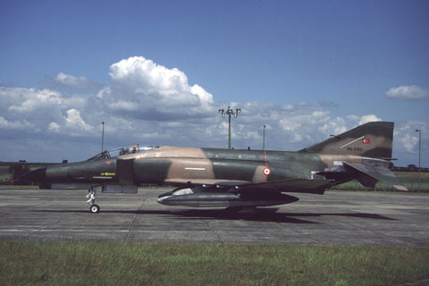 F-4E 68-0319 Turkish AF/112Filo Jul-02