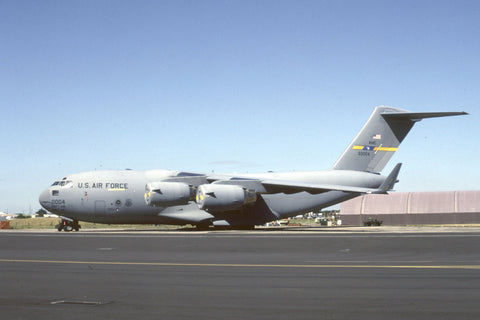 C-17A 96-0004 USAF/437thAW (AMC) Jul-99
