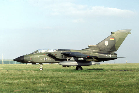 44+34 Tornado IDS West German AF/JbG-31 Sep-85