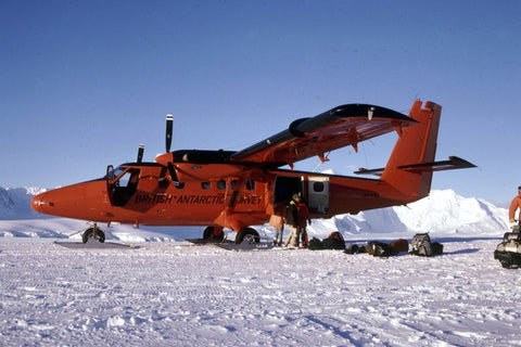 VP-FBB DHC.6-300 British Antarctic Survey Mar-88