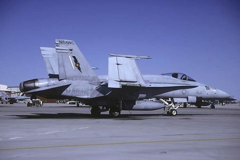 F/A-18A 162848/61 USN/NSAWC May-00