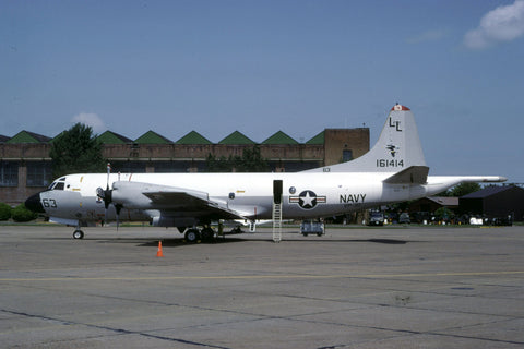 161414/LL-63 P-3C USN/VP-30 Jun-83