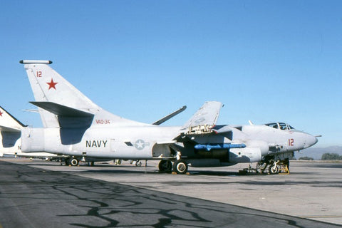 144841/12 ERA-3B USN/VAQ-34 Dec-90