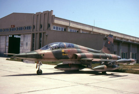 10592 NF-5B Turkish AF Jun-99