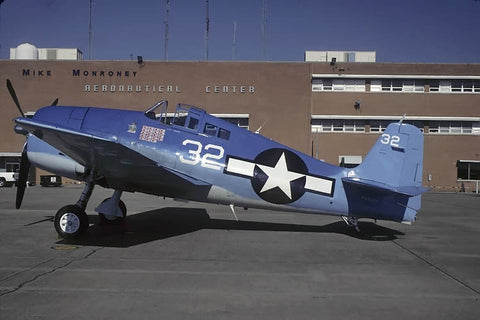 F-6F Hellcat flew as N4998V/32 Jul-98