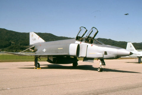 RF-4C 60-465 Rep of Korea AF Nov-05