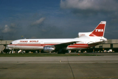L.1011-50 N81027 Trans World Airlines Oct-83