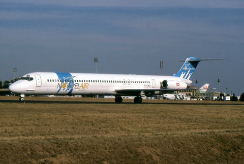 MD-83 EI-CBO Nouvelair Tunisie Oct-98