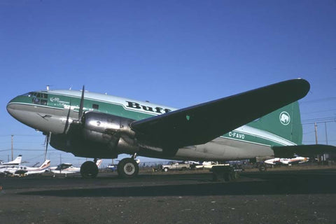 C-46D C-FAVO Buffalo Airways Oct-99