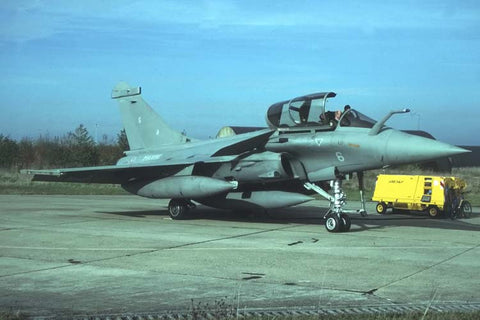 Rafale M No.6 French Navy/12F Oct-04