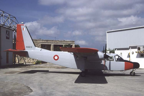 BN.2T AS9819 Malta Air Wing Sep-04