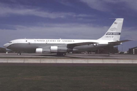 OC-135B 61-2670/OF 45thRS,55thWG (ACC) Jun-99
