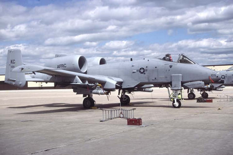 A-10A 78-0109/KC USAF/303rd TFS,442ndFW (AFRC) May-01