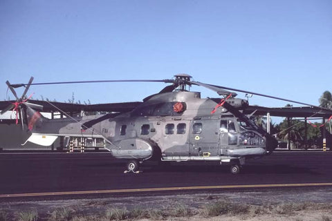Super Puma 1944 FAV no date
