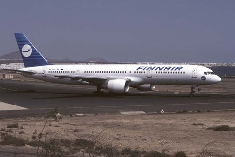 B.757-200 OH-LBR Finnair Mar-98