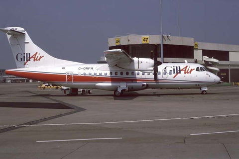 ATR.42-300 G-ORFH Gillair no date