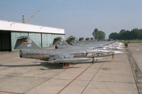 26+80 F-104G West German Navy/MFG-2