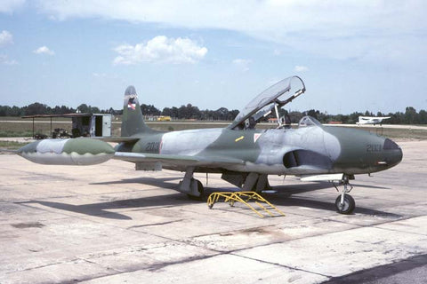 AT-33A 203 Uruguay AF Sep-95