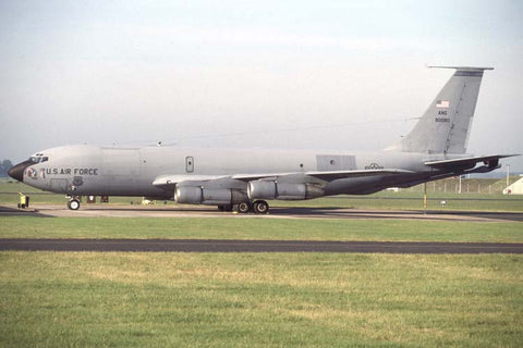 KC-135E 58-0080 191stARS,151stARW (Oh ANG) May-98 - nose art!