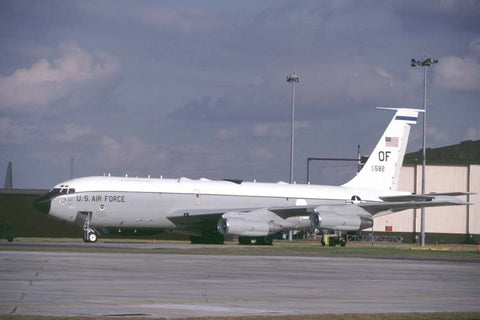 WC-135C 62-3582/OK 55thWG (ACC) Jul-98