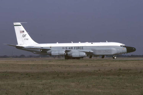 RC-135V 63-9792/OF 38thRS/55thWG (ACC) at RAF Mildenhall Aug-95