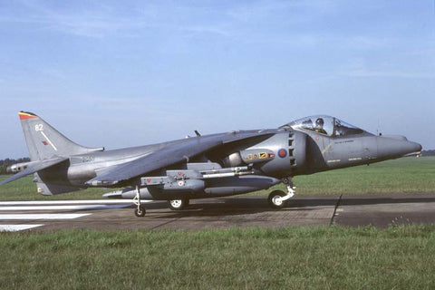 Harrier GR.7 ZG511/82 RAF/4Sqdn Sep-98