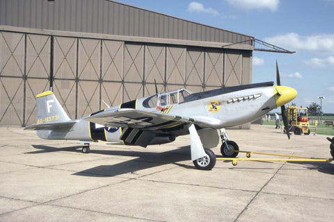 P-51D 42-73831/F flew as NL251A May-02