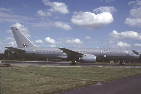 B.757-200 NZ7571 New Zealand AF/40Sqdn Jul-03