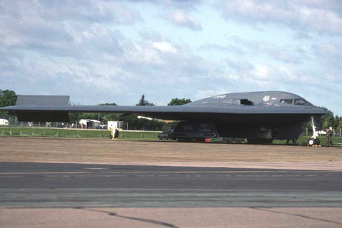 B-2A 90-0040/WM 509thBW (ACC) 'Spirit of Alaska' May-00