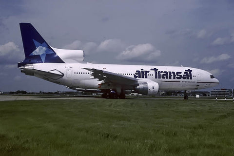 L.1011-500 C-FTSW Air Transat Sep-01