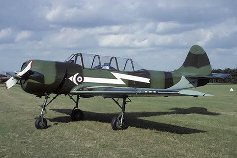 YaK-52 flew as LY-ANF Jun-92