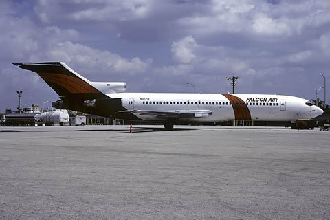 B.727-200 N32719 Falcon Air Express Apr-01