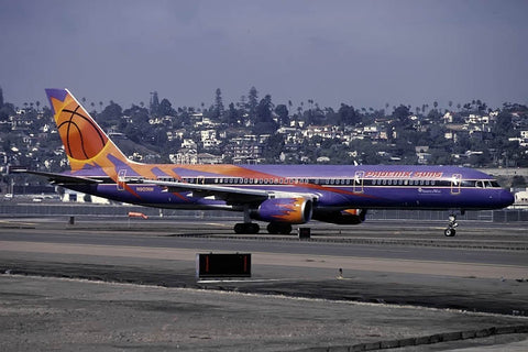 B.757-200 N907AW America West Airlines - 'Phoenix Suns' c/s Oct-06