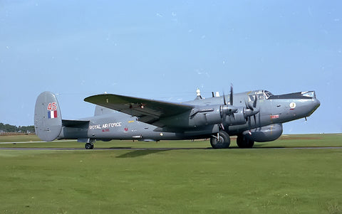 WL745 Shackleton AEW.2 RAF/8Sqdn