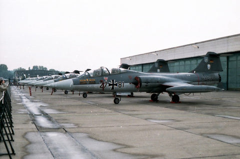 27+81 TF-104G West German AF/LVR-1