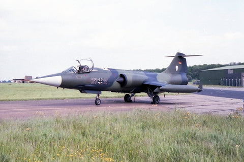 25+12 F-104G West German AF/LVR-1